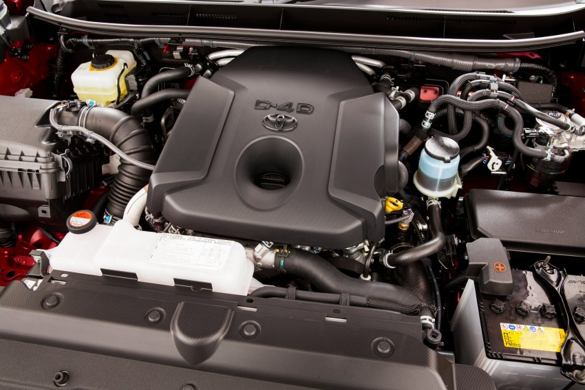 2016 Toyota Land Cruiser Prado introduced in Australia – new 2.8L turbodiesel, six-speed auto Image #373751