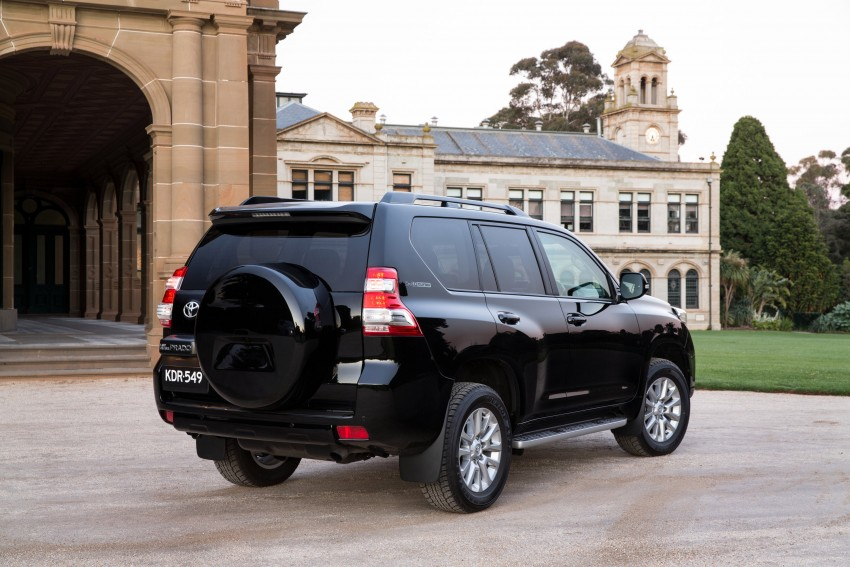 2016 Toyota Land Cruiser Prado introduced in Australia – new 2.8L turbodiesel, six-speed auto Image #373761