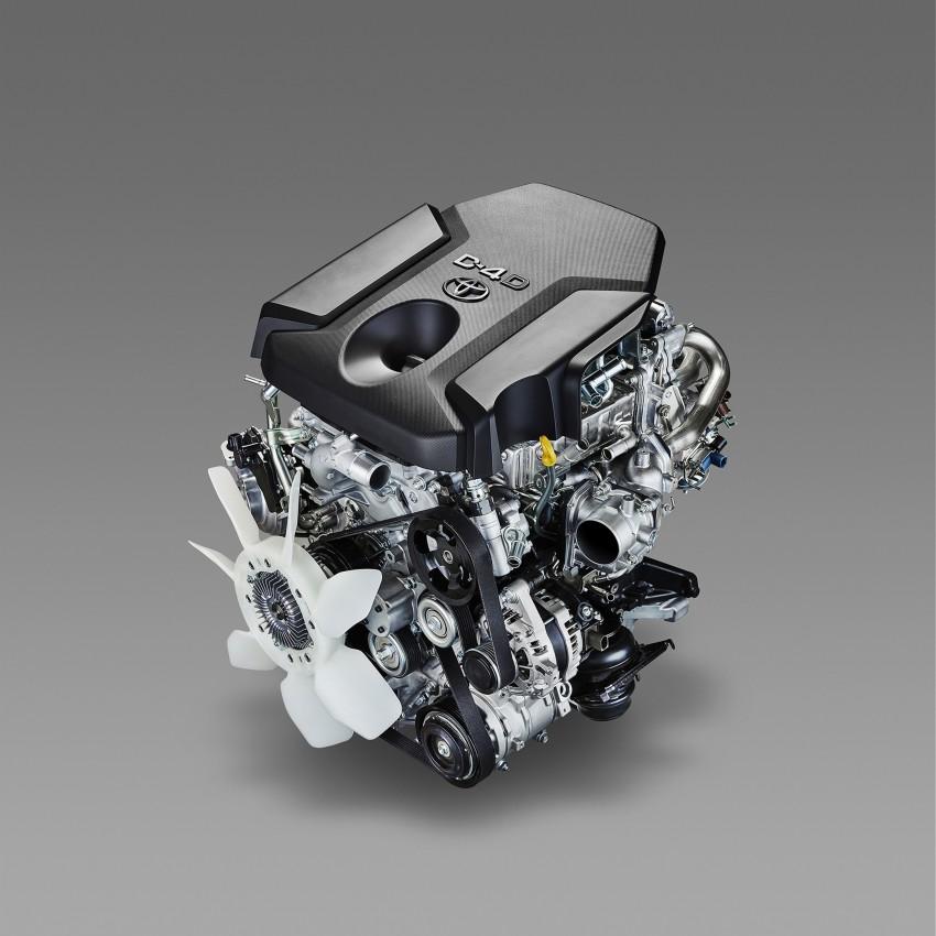 2016 Toyota Land Cruiser Prado introduced in Australia – new 2.8L turbodiesel, six-speed auto Image #373782