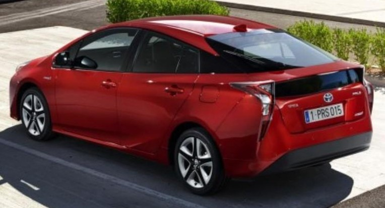2016 Toyota Prius – official pix leaked before launch! Image #377535