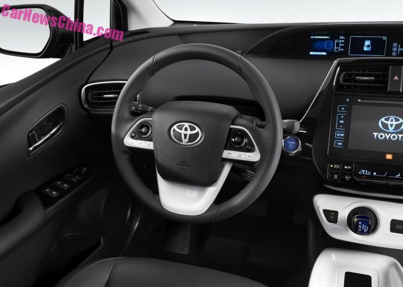 2016 Toyota Prius – official pix leaked before launch! Image #377541