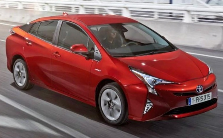 2016 Toyota Prius – official pix leaked before launch! Image #377544