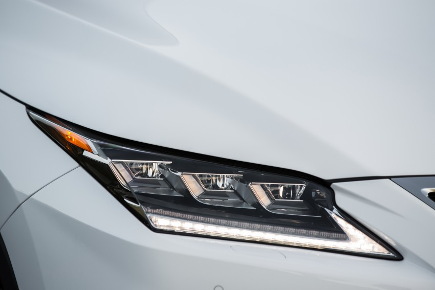 MEGA GALLERY: Lexus RX 350 and RX 450h variants Image #379445