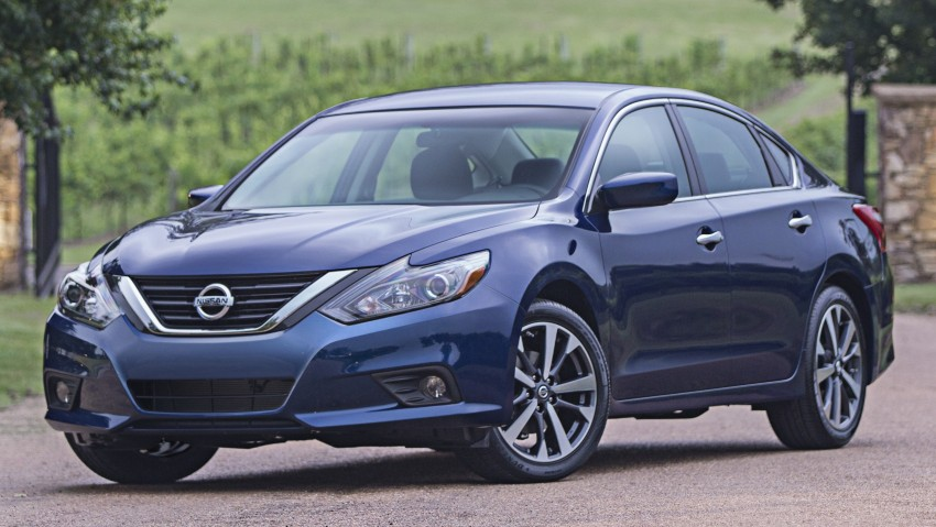 Nissan Altima facelift revealed; Teana to get revamp? Image #382828