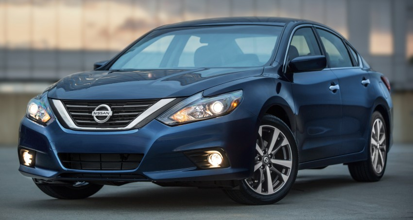 Nissan Altima facelift revealed; Teana to get revamp? Image #382821