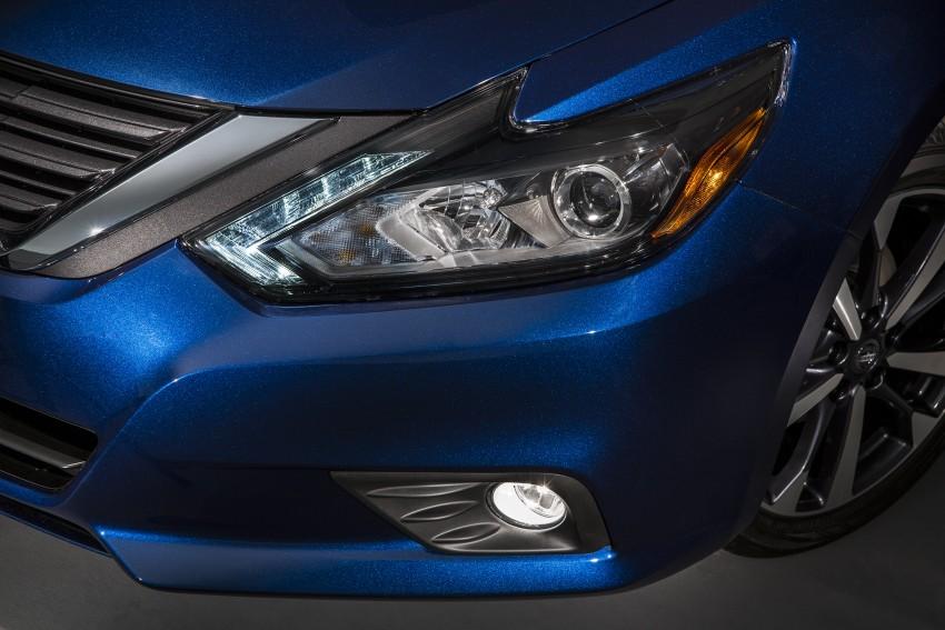 Nissan Altima facelift revealed; Teana to get revamp? Image #382827