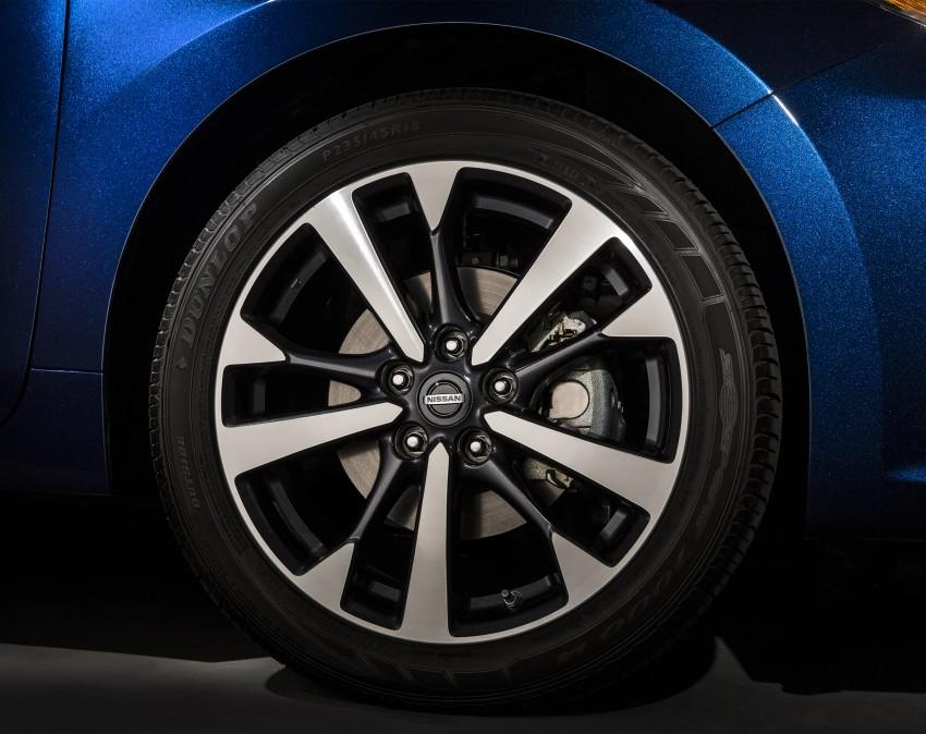 Nissan Altima facelift revealed; Teana to get revamp? Image #382825