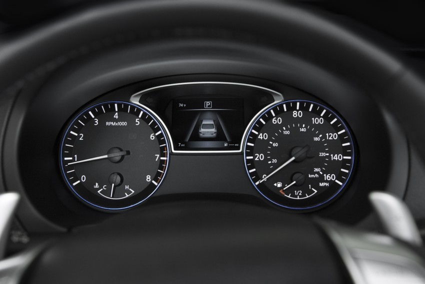 Nissan Altima facelift revealed; Teana to get revamp? Image #382817