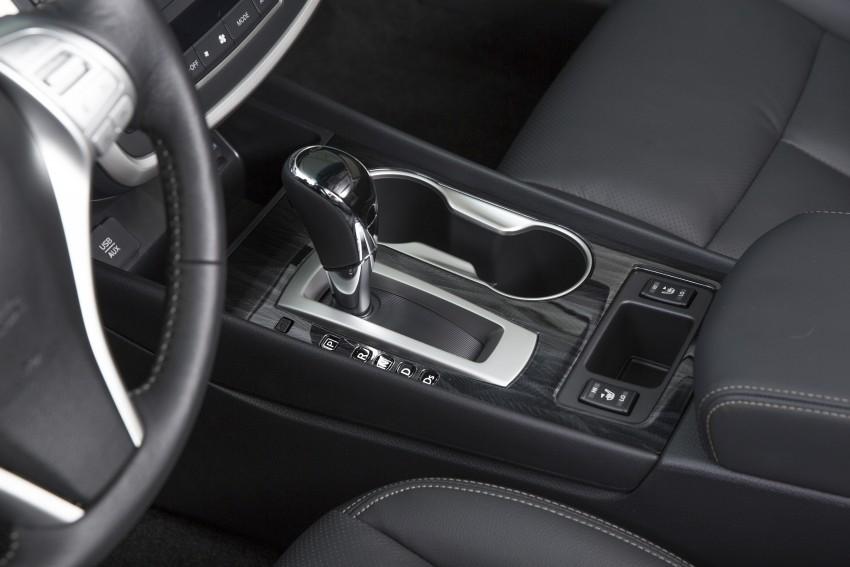 Nissan Altima facelift revealed; Teana to get revamp? Image #382810