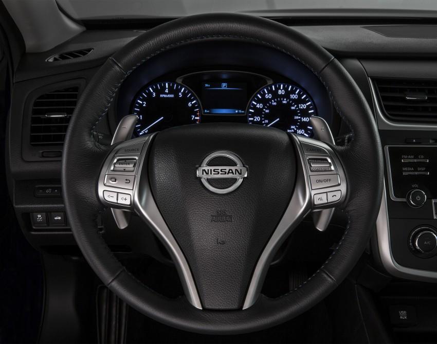Nissan Altima facelift revealed; Teana to get revamp? Image #382813