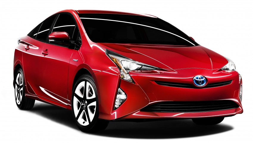2016 Toyota Prius officially unveiled – 4th-gen hybrid promises improved fuel economy, ride and handling Image #377632