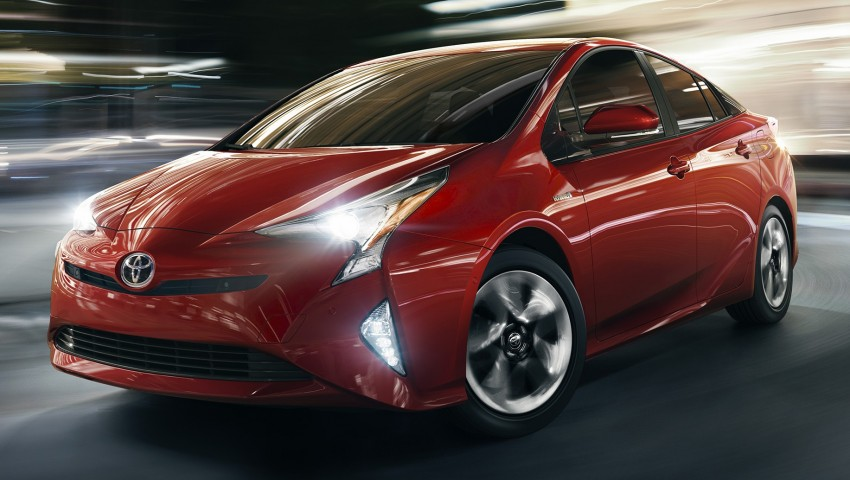 2016 Toyota Prius officially unveiled – 4th-gen hybrid promises improved fuel economy, ride and handling Image #377637