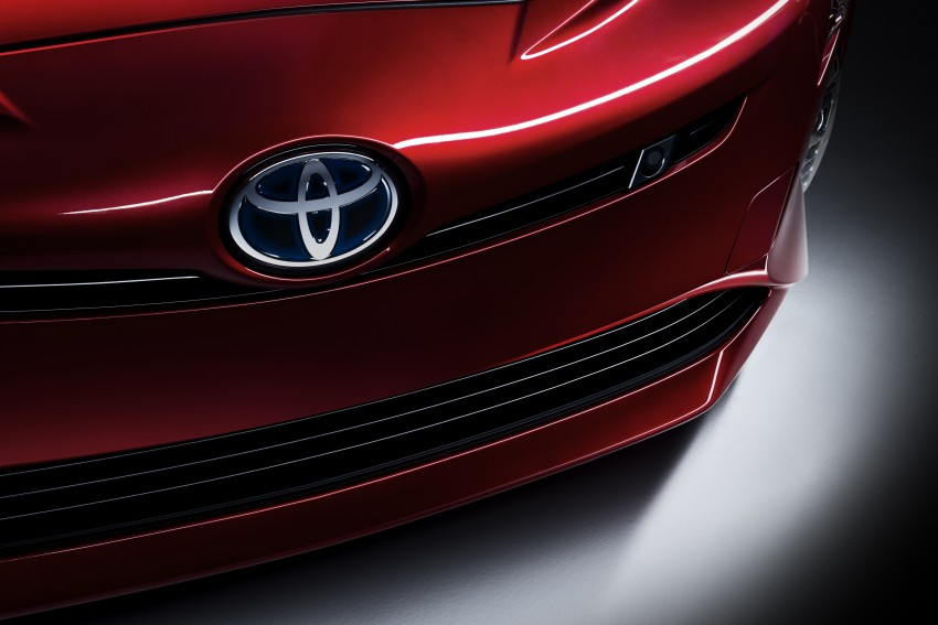 2016 Toyota Prius officially unveiled – 4th-gen hybrid promises improved fuel economy, ride and handling Image #377642