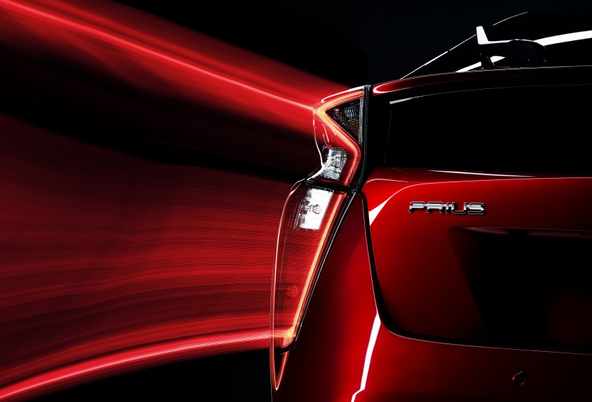 2016 Toyota Prius officially unveiled – 4th-gen hybrid promises improved fuel economy, ride and handling Image #377646