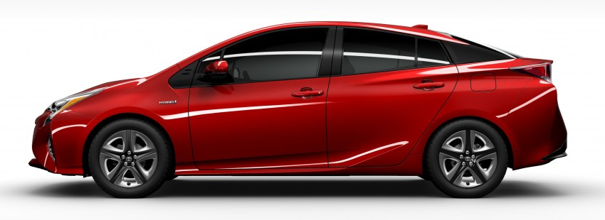 2016 Toyota Prius officially unveiled – 4th-gen hybrid promises improved fuel economy, ride and handling Image #377665