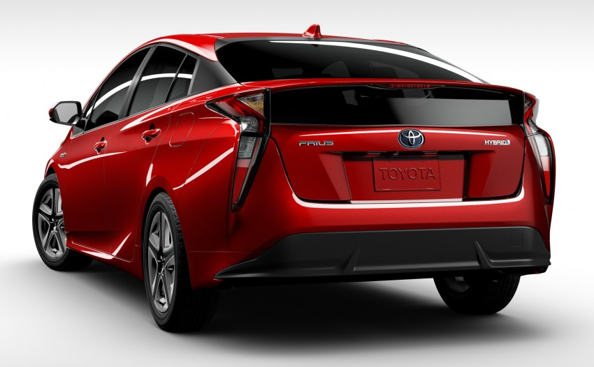 2016 Toyota Prius officially unveiled – 4th-gen hybrid promises improved fuel economy, ride and handling Image #377666