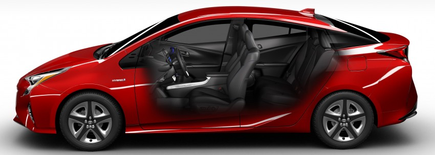 2016 Toyota Prius officially unveiled – 4th-gen hybrid promises improved fuel economy, ride and handling Image #377667