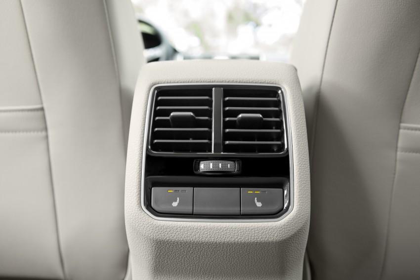 2016 Volkswagen Passat – US model receives facelift Image #382358