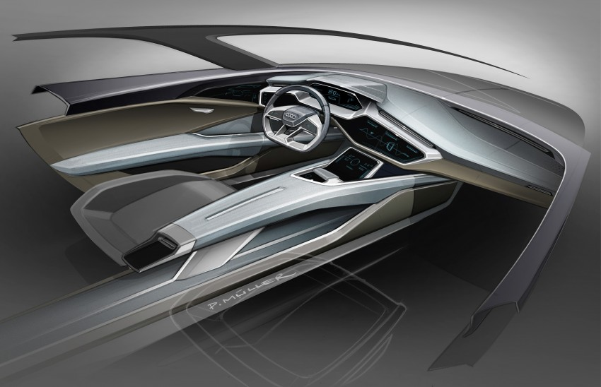 Frankfurt 2015: Audi e-tron quattro concept unveiled Image #379164