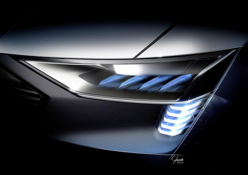 Frankfurt 2015: Audi e-tron quattro concept unveiled Image #379162