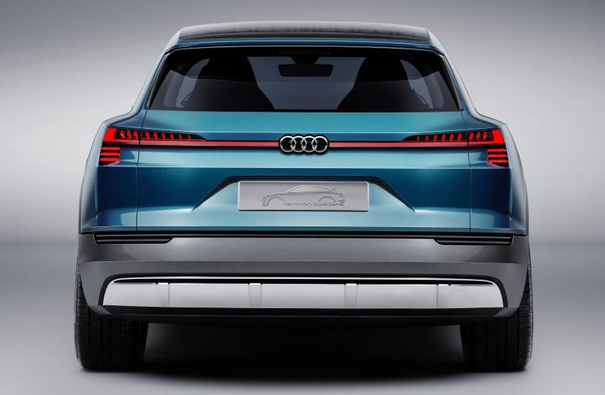 Frankfurt 2015: Audi e-tron quattro concept unveiled Image #379187
