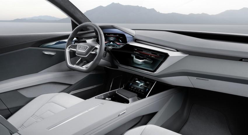 Frankfurt 2015: Audi e-tron quattro concept unveiled Image #379179