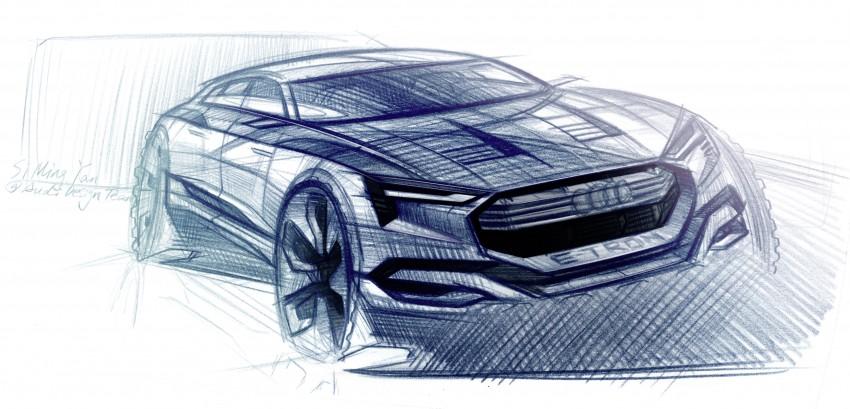 Frankfurt 2015: Audi e-tron quattro concept unveiled Image #379169
