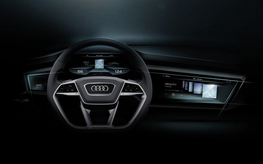 Frankfurt 2015: Audi e-tron quattro concept unveiled Image #379170