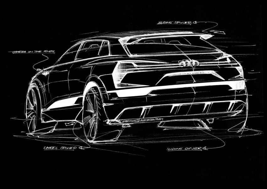 Frankfurt 2015: Audi e-tron quattro concept unveiled Image #379176