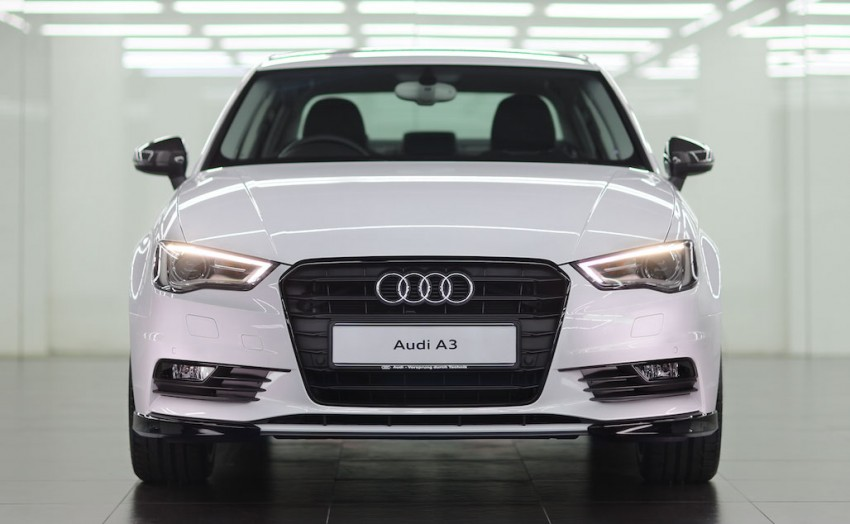 Audi A3 Carbon Edition – only 30 units, RM194k each Image #375609