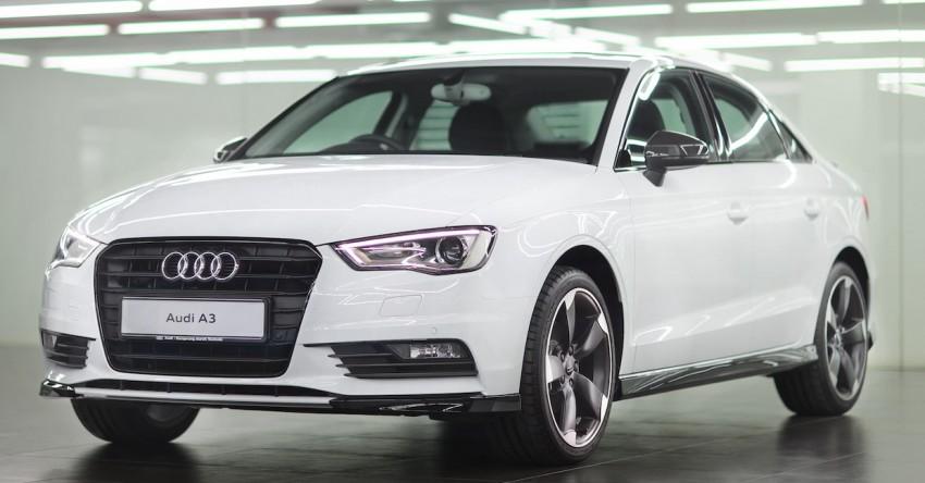 Audi A3 Carbon Edition – only 30 units, RM194k each Image #375610