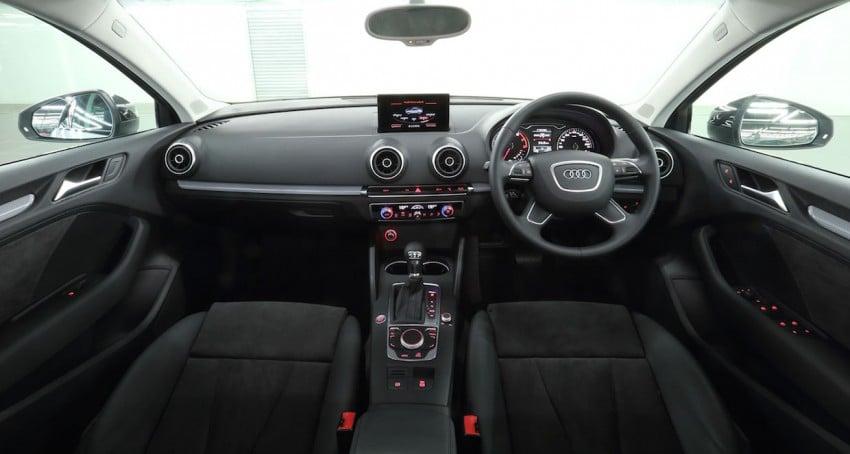 Audi A3 Carbon Edition – only 30 units, RM194k each Image #375612