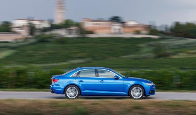Audi A4 On Location Venice-07