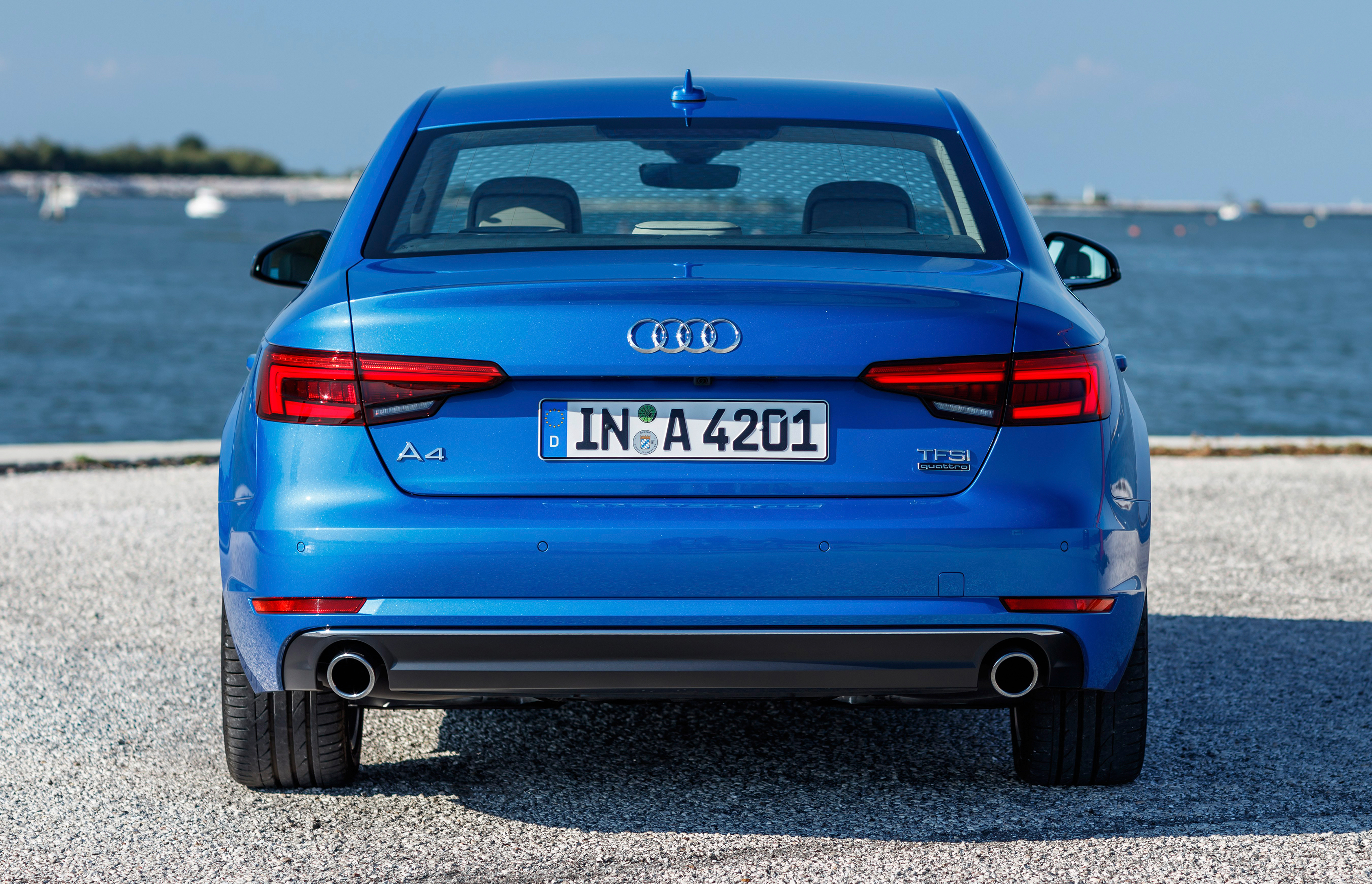 Audi A4 2018 >> GALLERY: Audi A4 B9 on location in Venice, Italy Paul Tan - Image 384229