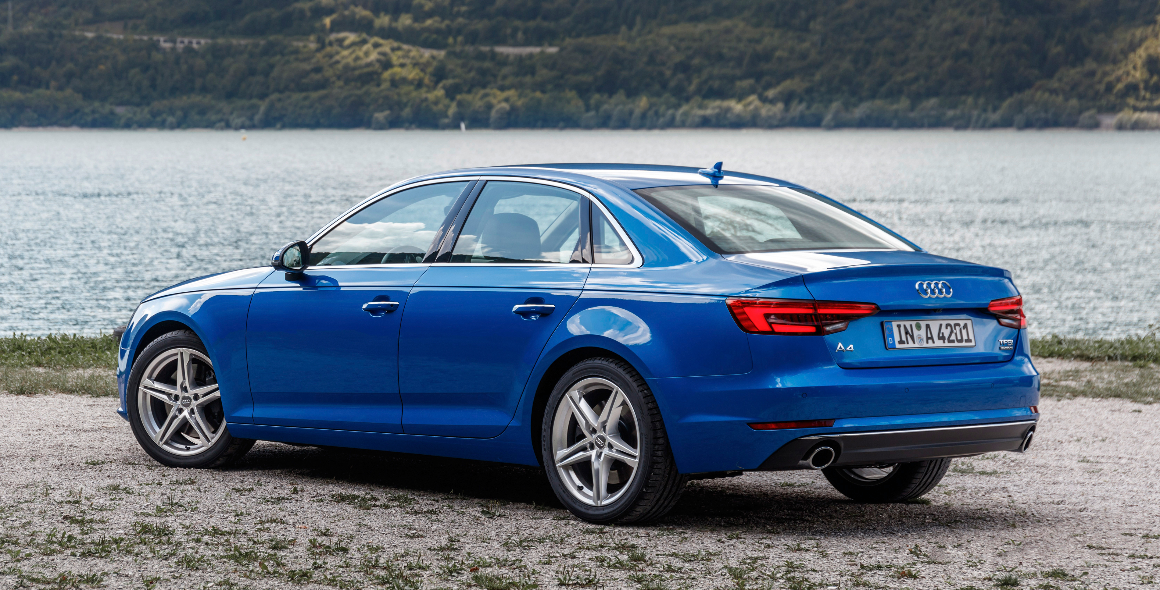 GALLERY: Audi A4 B9 on location in Venice, Italy Image 384233