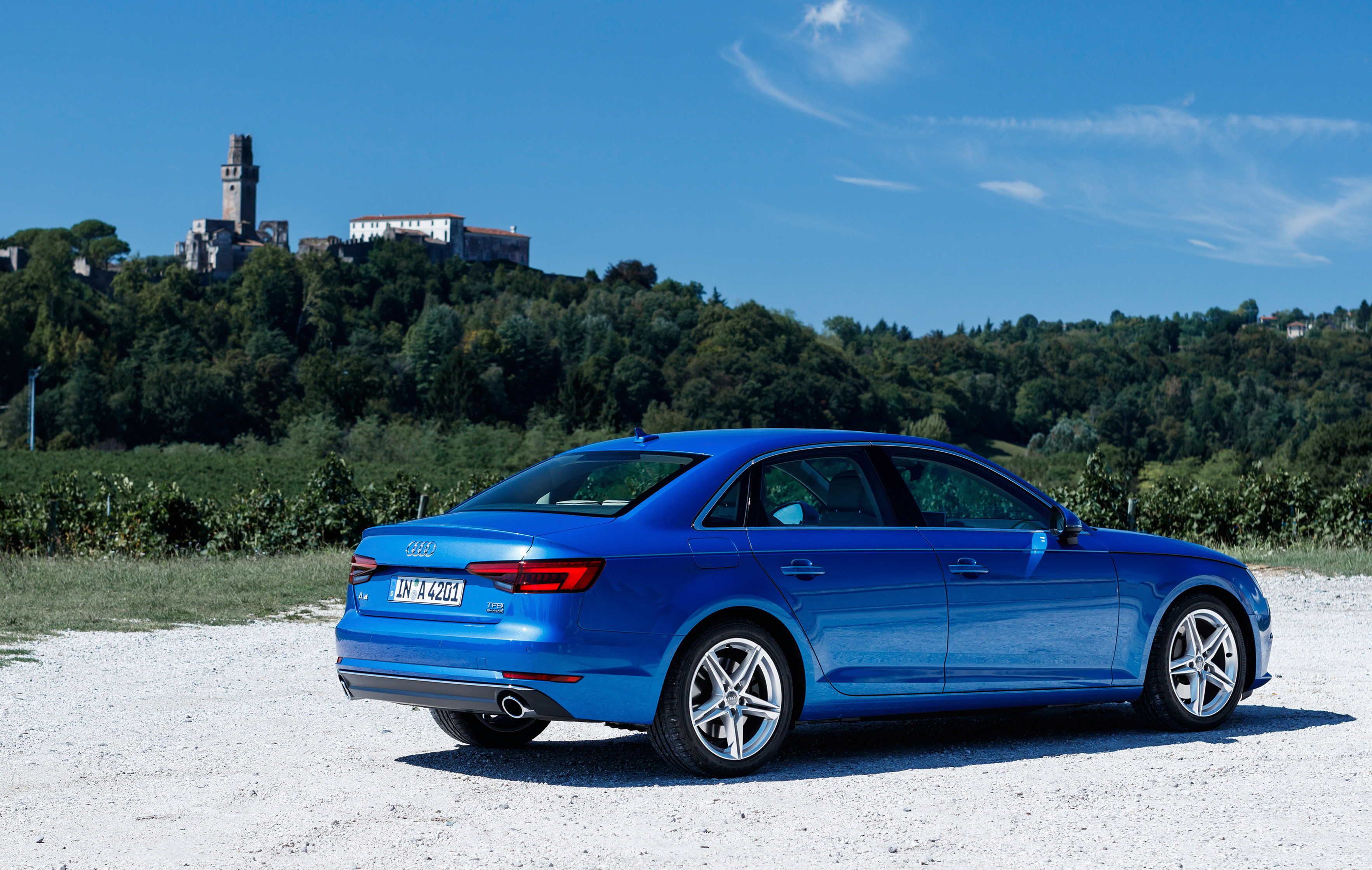 Gallery Audi A4 B9 On Location In Venice Italy Image 384235