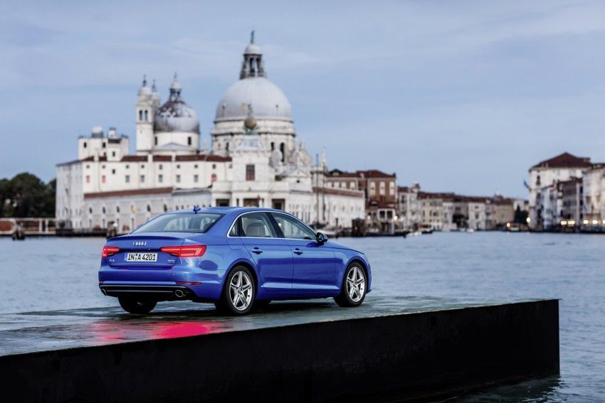 Gallery Audi A4 B9 On Location In Venice Italy Paul Tan
