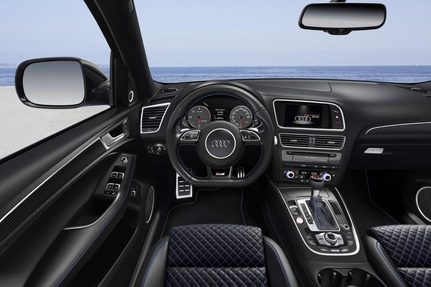 Audi SQ5 TDI plus – a 27 hp, 50 Nm shot in the arm Image #376019