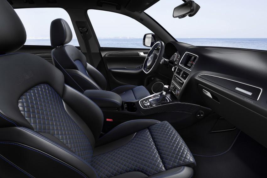 Audi SQ5 TDI plus – a 27 hp, 50 Nm shot in the arm Image #376020
