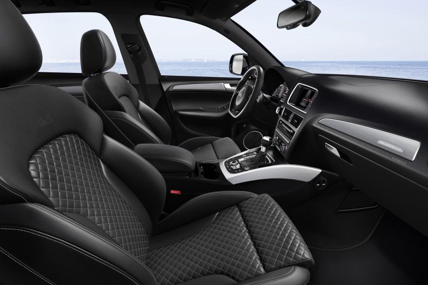 Audi SQ5 TDI plus – a 27 hp, 50 Nm shot in the arm Image #376021