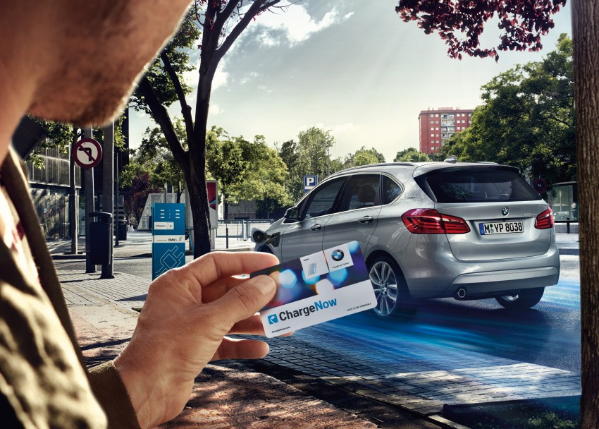 F45 BMW 225xe Active Tourer Plug-in Hybrid debuts Image #374832