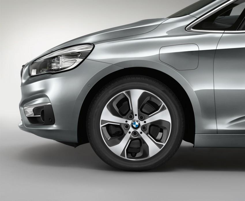 F45 BMW 225xe Active Tourer Plug-in Hybrid debuts Image #374821