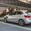 BMW 225xe Active Tourer Plug-in Hybrid 25