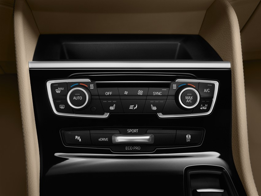 F45 BMW 225xe Active Tourer Plug-in Hybrid debuts Image #374874