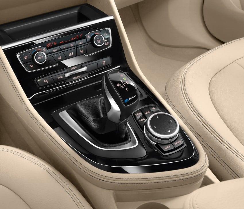 F45 BMW 225xe Active Tourer Plug-in Hybrid debuts Image #374875