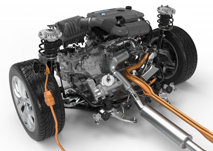 F45 BMW 225xe Active Tourer Plug-in Hybrid debuts Image #374880