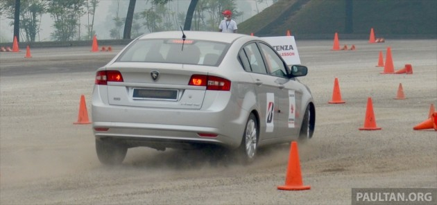 Bridgestone Potenza Driving Lesson-10 wm