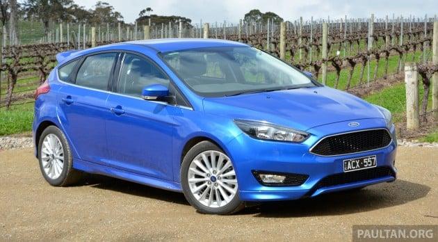 C346 Ford Focus EcoBoost Adelaide 1