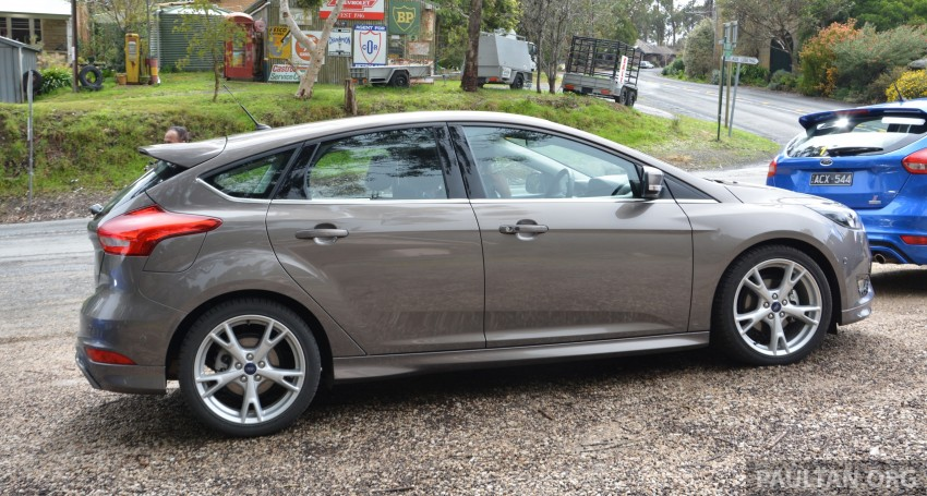 DRIVEN: C346 Ford Focus 1.5L EcoBoost in Adelaide Image #377328