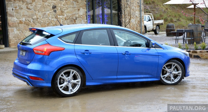 DRIVEN: C346 Ford Focus 1.5L EcoBoost in Adelaide Image #377329